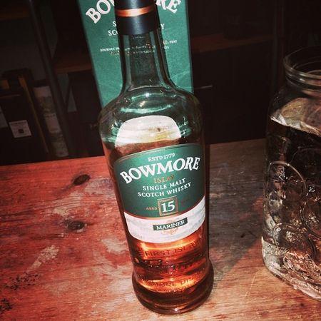 Nr. 10: Bowmore 15 Jahre Mariner #whiskyfenster Singlemalt Tasteup Suntory Bottle Tasting Scotland Whiskyfenster Whisky Moehringen 15jayhre Islay Scotch Flasche Tuttlingen 15years Bowmore Schottland Mariner