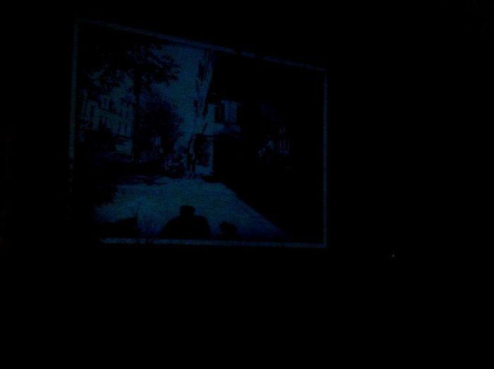 huge ass projection at Eyeem Wall Huge Ass Projection