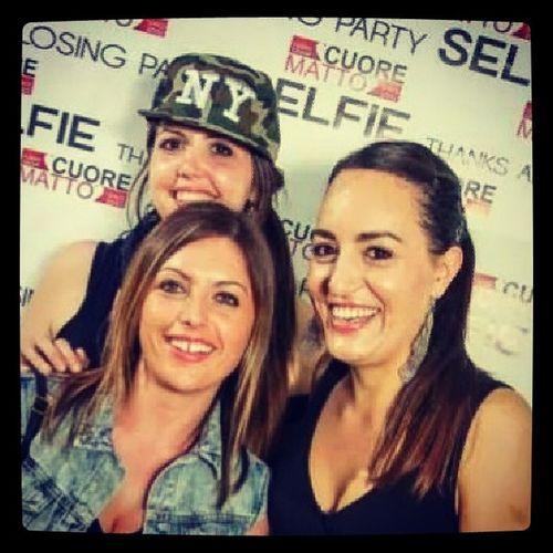 Serate Younggirls Selfienight Venezia picoftheday