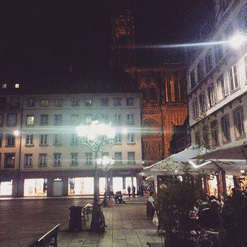 💡 City Strasbourgbynight Lights