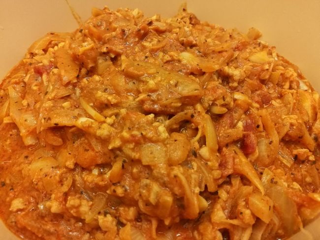 Bolognesesauce Pasta Sauce Homecooked