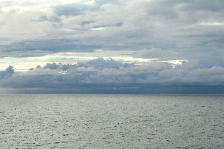 Sensazione di pace. Clouds And Sky Cloud_collection  Paesaggioblu