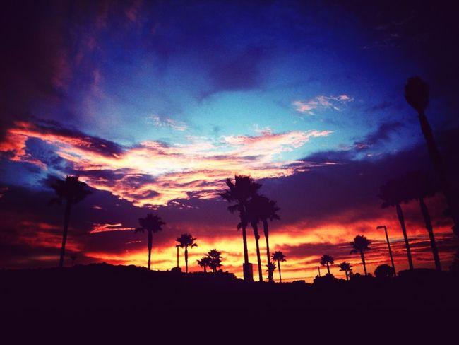 Cali Weather :* Beautiful Sky