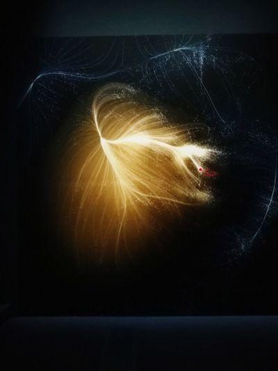Life of strands. Majestic Painting Astronomy Creativity Glowing Dubai 🤗😘