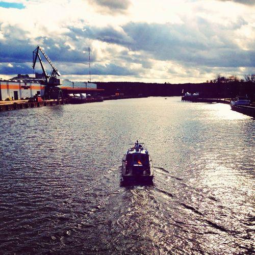 Havel Water Sky