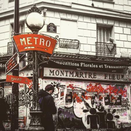 Paris Streetphotography Metro Life Paris ❤
