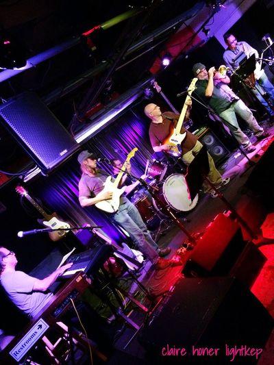 Live Music Horns Thursday Blues Jam