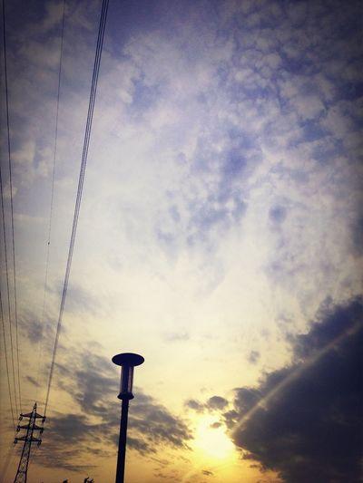 IPhoneography Sky Justgoshot