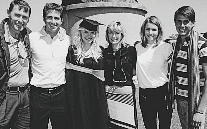 well done Tarry on graduating!! Hello World