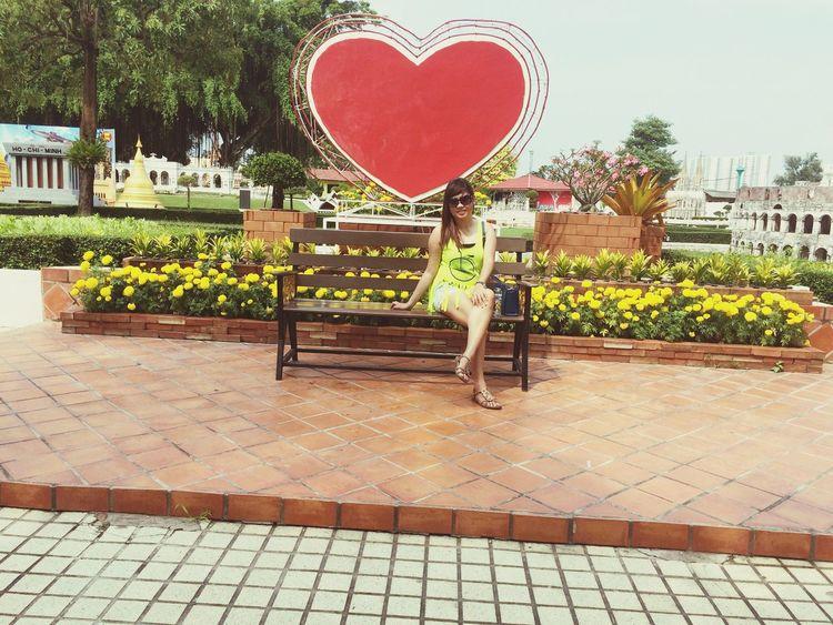 Mini Siam Thailand Pattaya Love Holiday