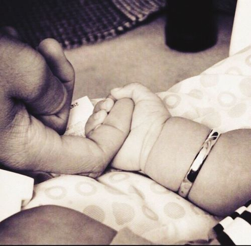 ~ special moment between the uncle and nephew... Babyboy Babyhands Holding Hands HoldOn Family Special Moment Soft Blackandwhite Blackandwhite Photography
