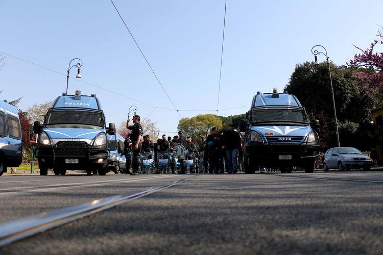 No Euro, No Nato, No UE. Manifestazione Roma Eurostop, 25 Marzo 2017