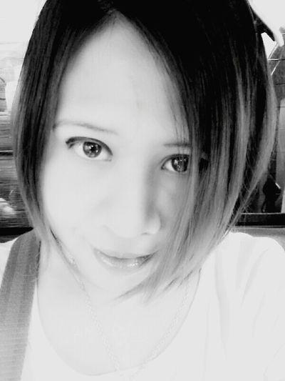 Taking Photos Black&white Kureisaki Salfie Portrait ใช้กี่แอพ...!!!^_^