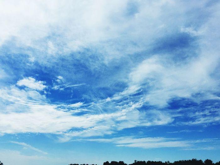 Clouds Cloudporn Sky Blue Weather