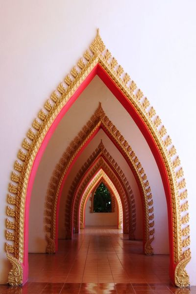 Quite place Architecture Built Structure Cape  Cultures Day Doors Entrace Gold Colored No People Outdoors