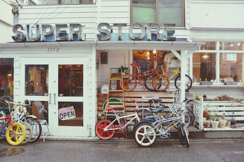 EyeEm Tokyo Meetup 2 Super Store Celebrate Your Ride Bicycle Shop
