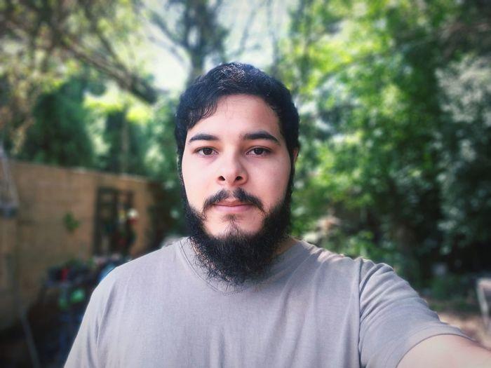 Self Portrait Portrait Color Portrait Beard Life Beardstyle