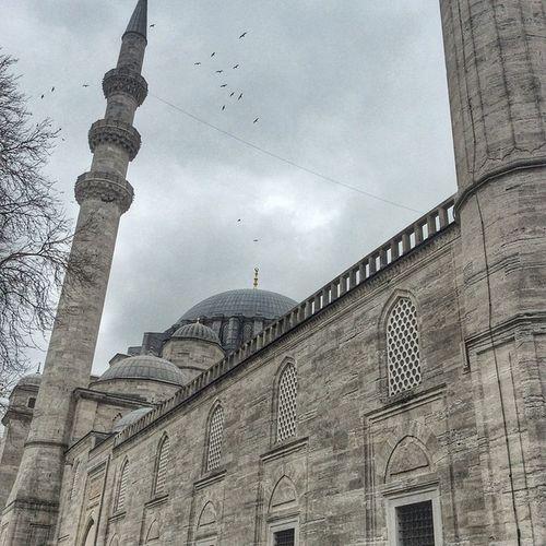 Suleymaniye Mosque Camii Kanuni Magnificent Mimar Sinan gezitu gezitü
