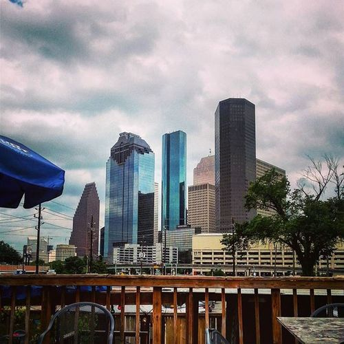 Houston Downtown Skyscrapers Architecture Texas Skyline Midtown Gaybar Bayoucity Lonestar Lonestarstate Fall2015