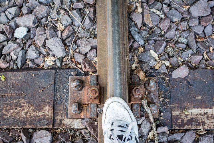 My way. I am not going to go it on my own... via http://www.rhme.de/my-way/ Picoftheday Bestpic Railway Nikon