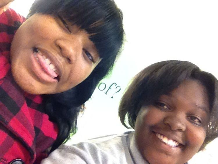 Me and my Bestfriends in class