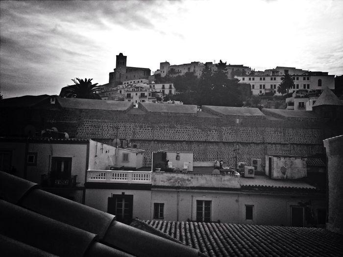 Lights And Shadows Dalt Vila Eivissa
