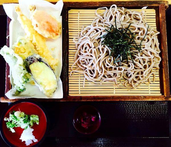 Things to do in Hakone, Japan: 1. Eat Soba