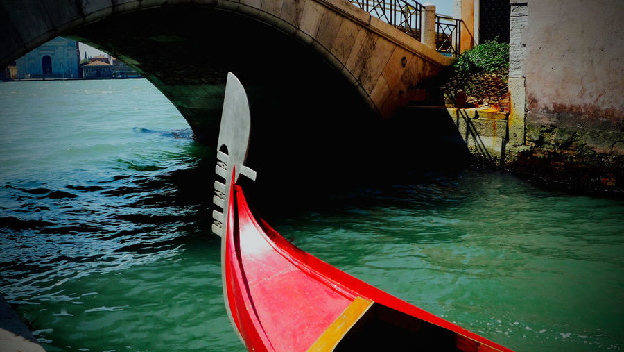 Canal Gondola -