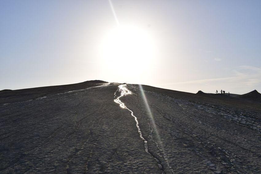 Volcanoes EyeEmNewHere Sun Lens Flare Sunlight Nature Sky Outdoors Landscape