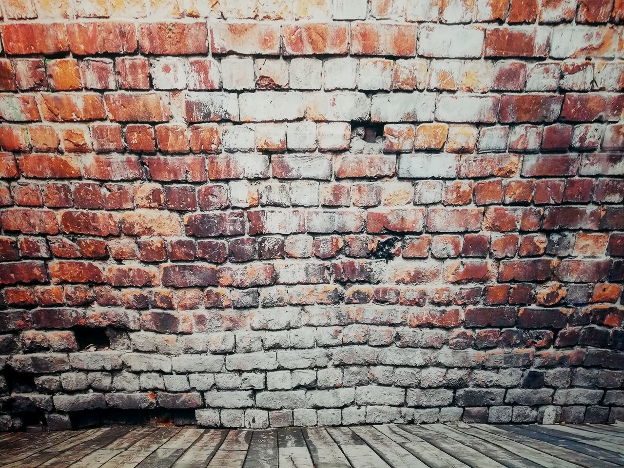 brick wall, architecture, built structure, no people, day, full frame, backgrounds, textured, outdoors, building exterior, close-up