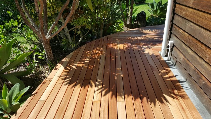 Decking No People Outdoors Shadows & Lights Sunlight Timber Boards Wood - Material Wooden Decking