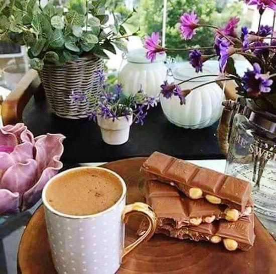 صباح الخير صباح الورد صباحكم_جميل صباح_الخير رائحة القهوة