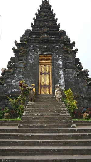 Religion Travel Destinations Architecture History Built Structure Outdoors No People Day Travel Bali, Indonesia The Temple Religious Architecture Gods