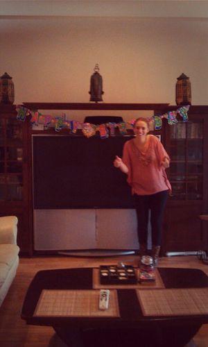 Its my birthday bitch