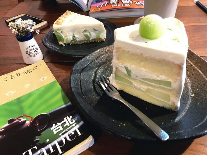 Food And Drink Food Freshness Table Sweet Food Ready-to-eat Sweet Dessert Indoors  Plate Cake Close-up