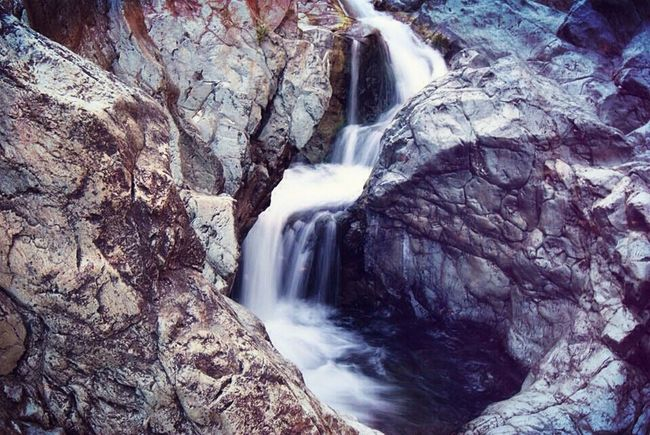 Feather Falls in beautiful paradise