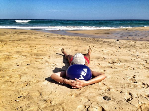 Summer Nivea Canary Islands Fuerteventura The Tourist People Of The Oceans Feel The Journey