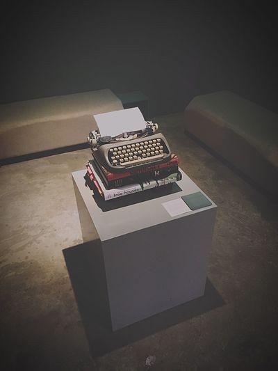 Old Oldtypewriter Cafe Museum