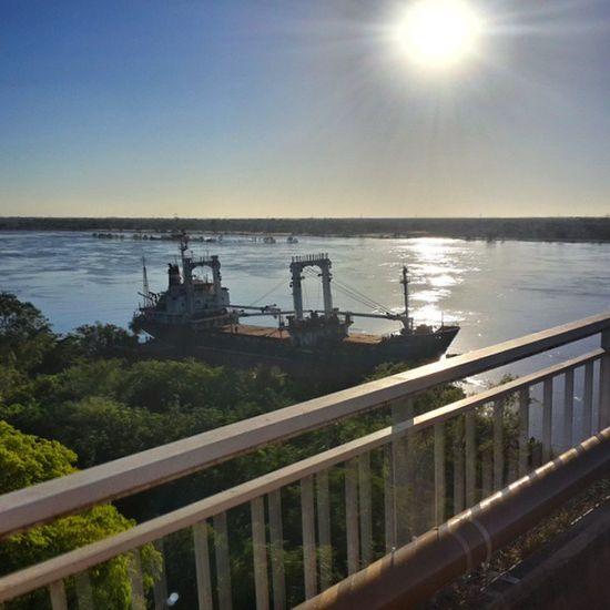Puente Remanso - Paraguay