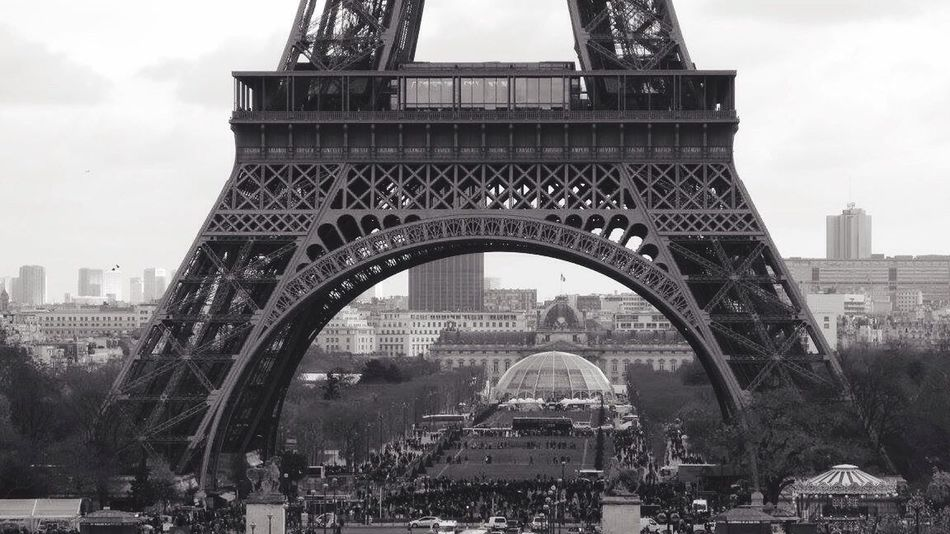 Parigi Parigi Paris France Toureiffel Bnw Bnw_collection Bnw_captures Bnwphotography EyeEm Gallery EyeEmBestPics