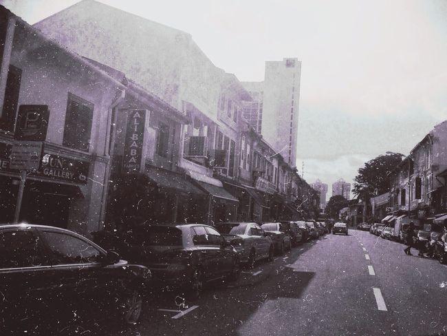 Street corner Streetcorner