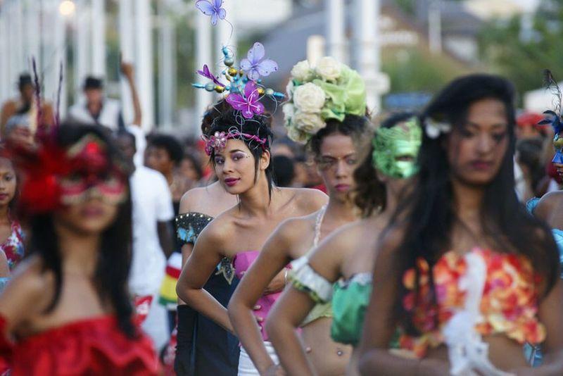 Ileintense Iledelareunion 20decemb Abolition De L'esclave Costume Fete Fetecaf