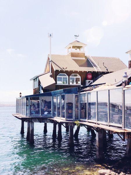 Water Architecture Built Structure Building Exterior Building Sea Waterfront
