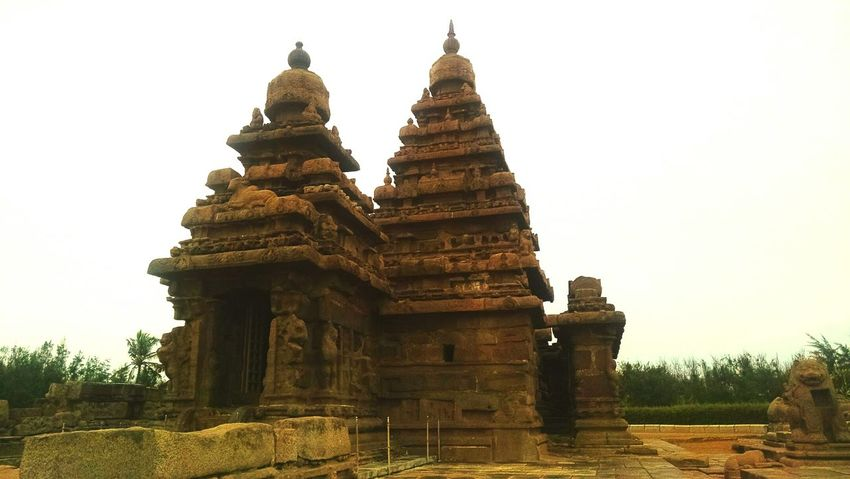 Vacations Architecture Tourism Religion Travel Travel Destinations Shore Temple Outdoors No People Mahabalipuram, India Protected Monument Architecture Beauty In Nature Stone Sculpture