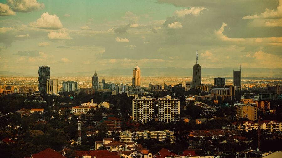 Nairobi NairobiCityWalk NairobiKenya #urbanana: The Urban Playground