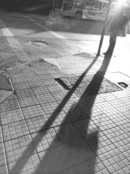 Stree Photography Santiago Monochrome Blackandwhite