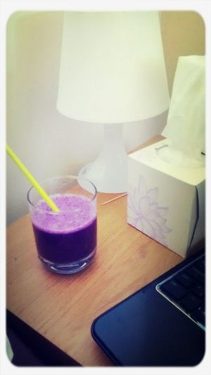 Smoothie Fruit Juice Lazy Sunday