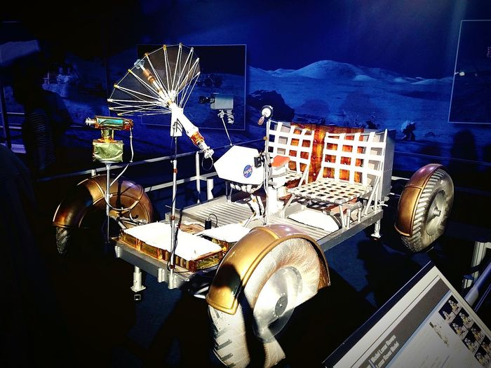 Lunar Rover Lunar Moon Car Space NASA