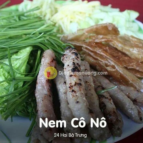 Street Food Worldwide @spring roll @nhatrang