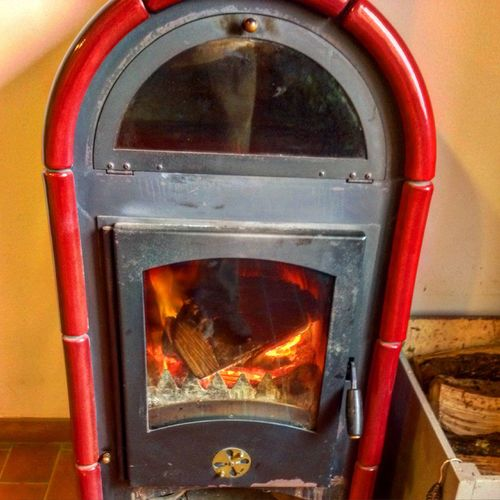 Fire Red Stove Woodstove Heat Winter Relaxing Flames Flames & Fire Taking Photos Italy La Spezia